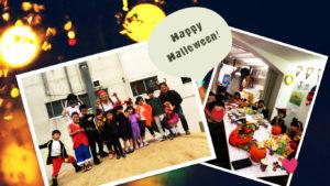 Halloweenイベントを開催しました!