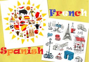 スペイン語とフランス語の初心者受講生募集中!