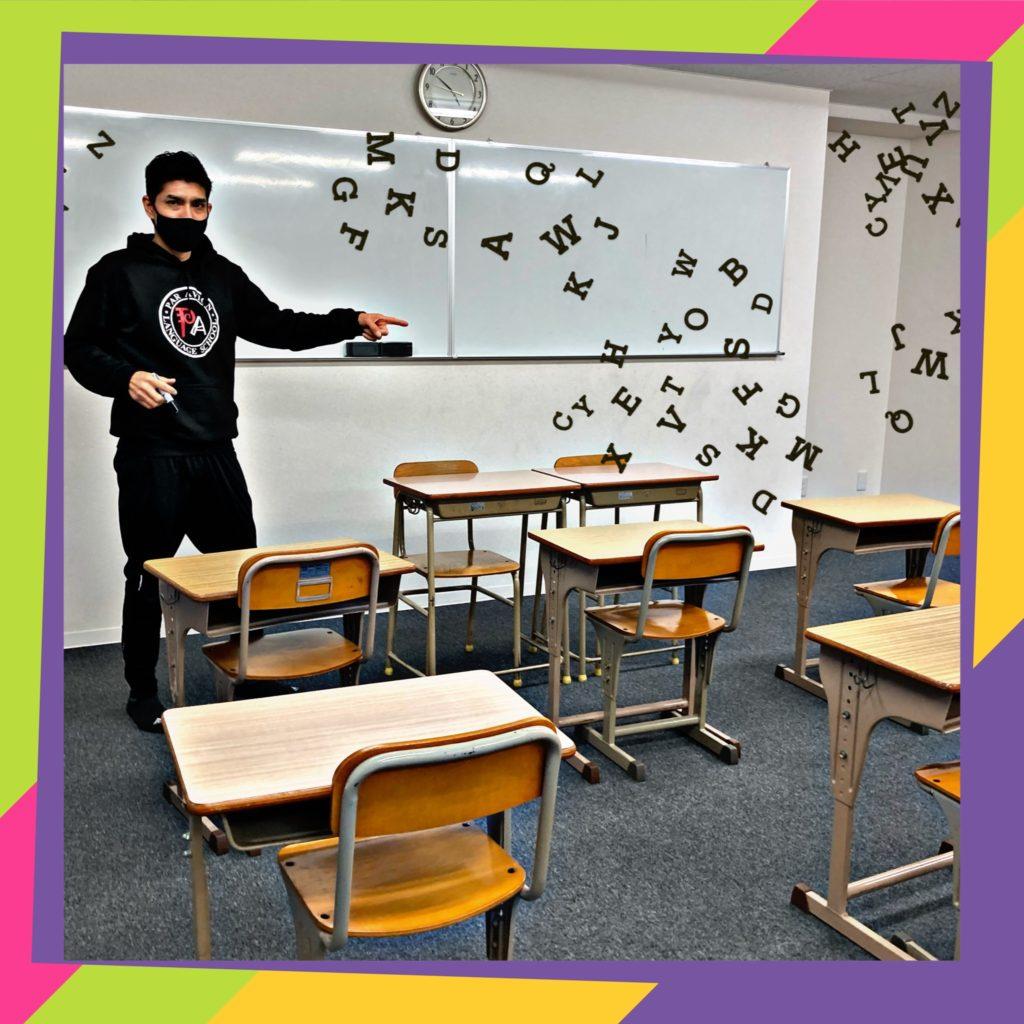 二神塾でも授業受けれます!
