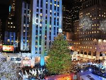 Rockefeller Tree Lighting Ceremony 2011