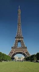 "Purchase of ""Eiffel Tower"""